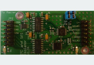 I2C SPI Isolator