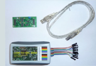 USB to I2C Elite Package